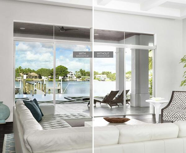 glare reduction for windows