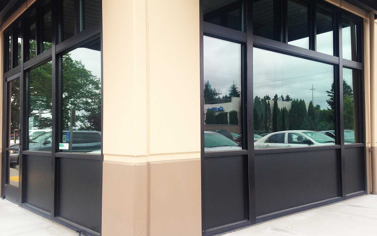 blackout window film for small businesses