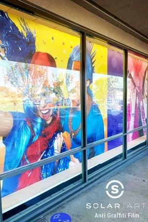 Anti Graffiti Film in Chula Vista, California