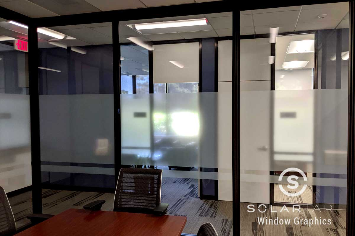 custom graphics for office windows in irvine california