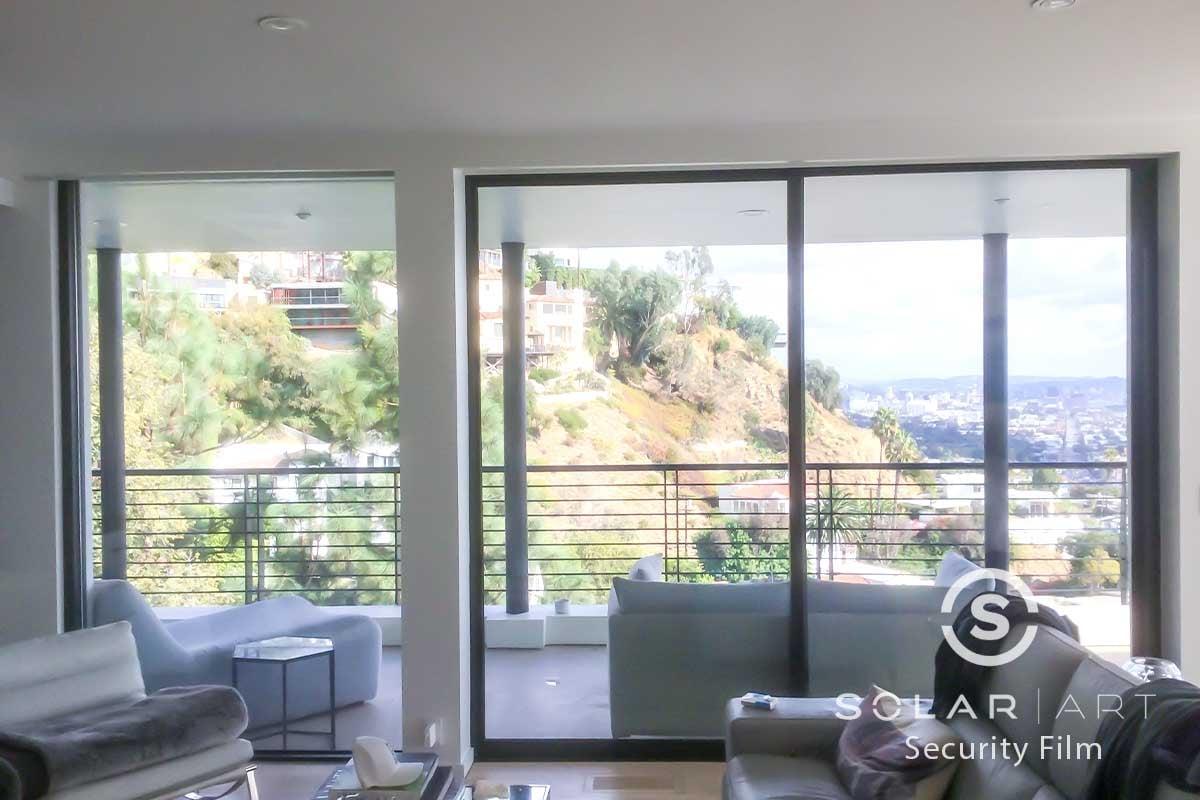energy saving window film for homes los angeles california