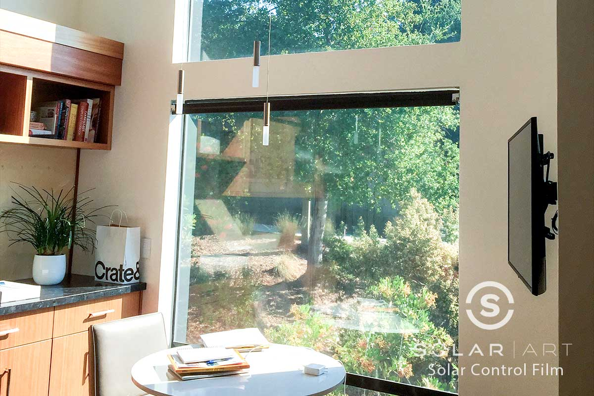 home window tinting for homes portola valley california