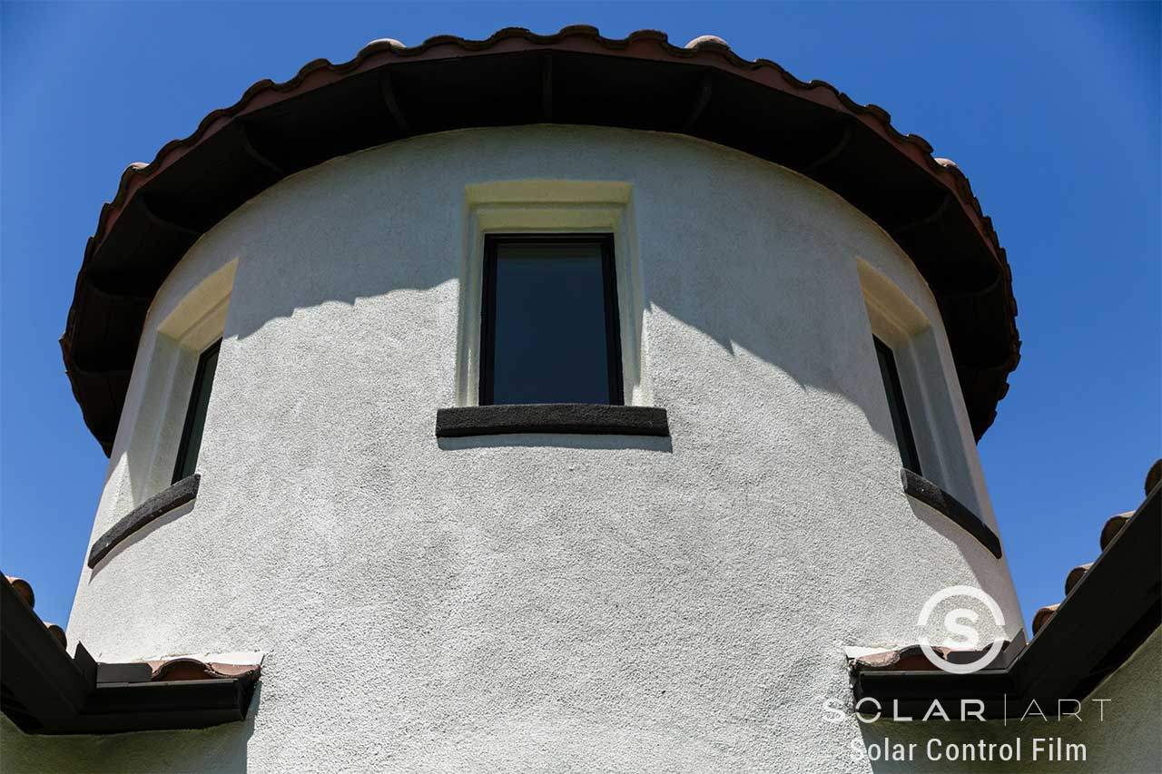 Home window tinting in Rancho Santa Margarita, CA