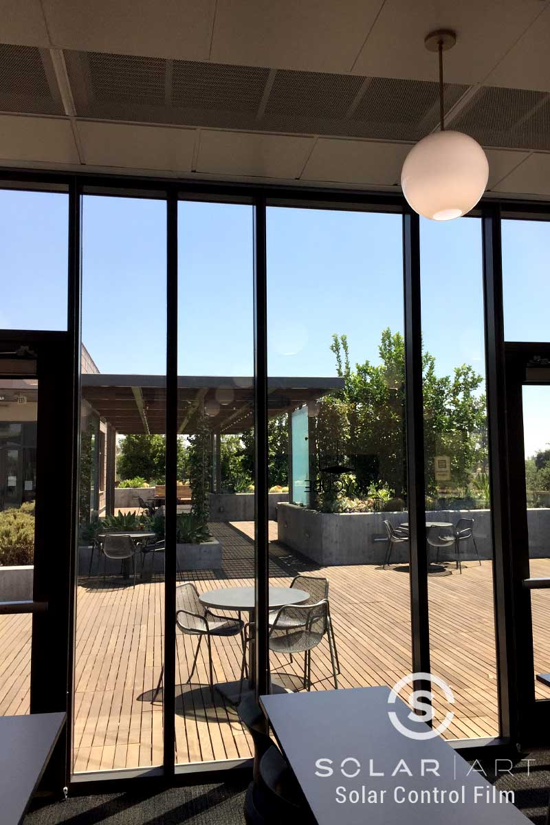 huper optik drei window film for offices claremont ca