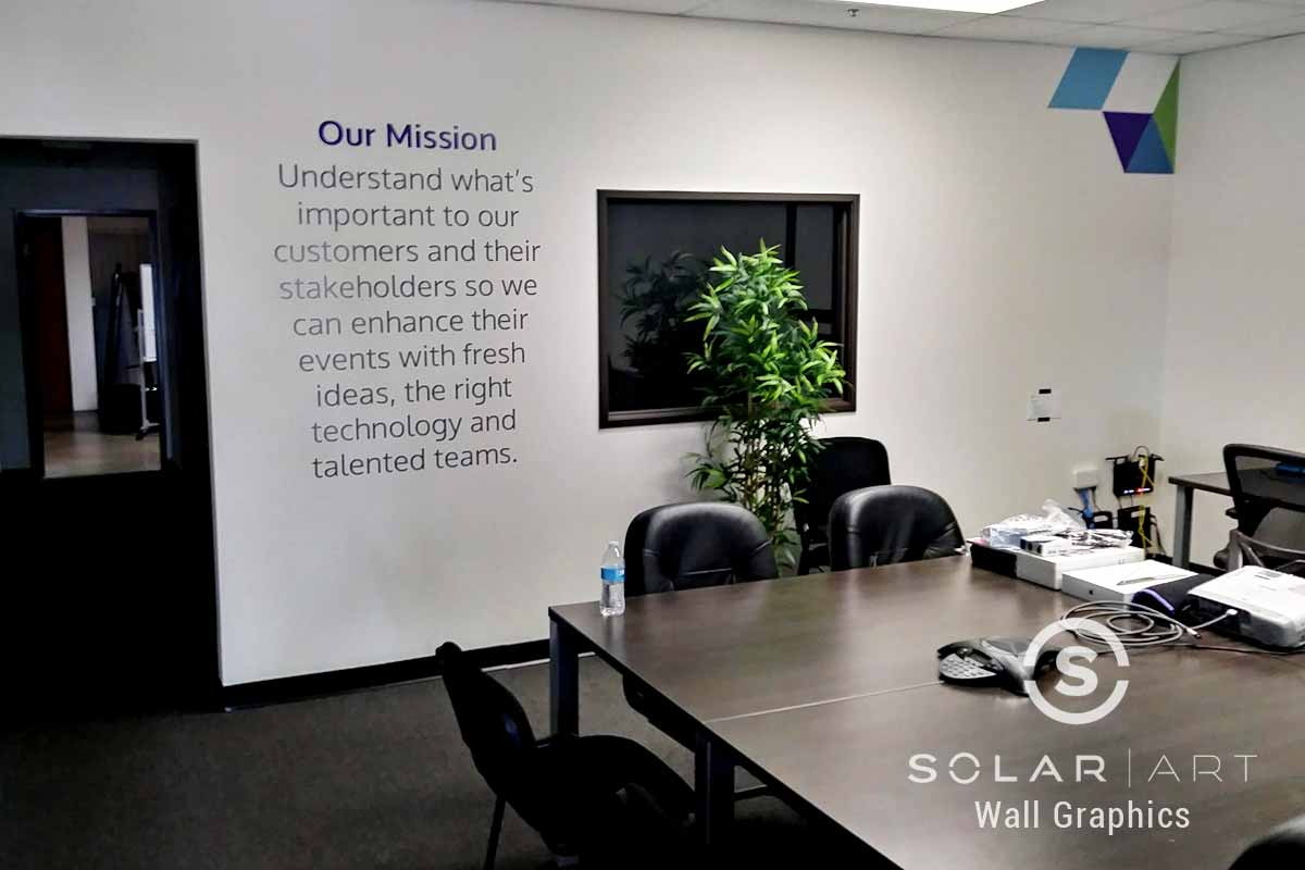office wall graphics in huntington beach california