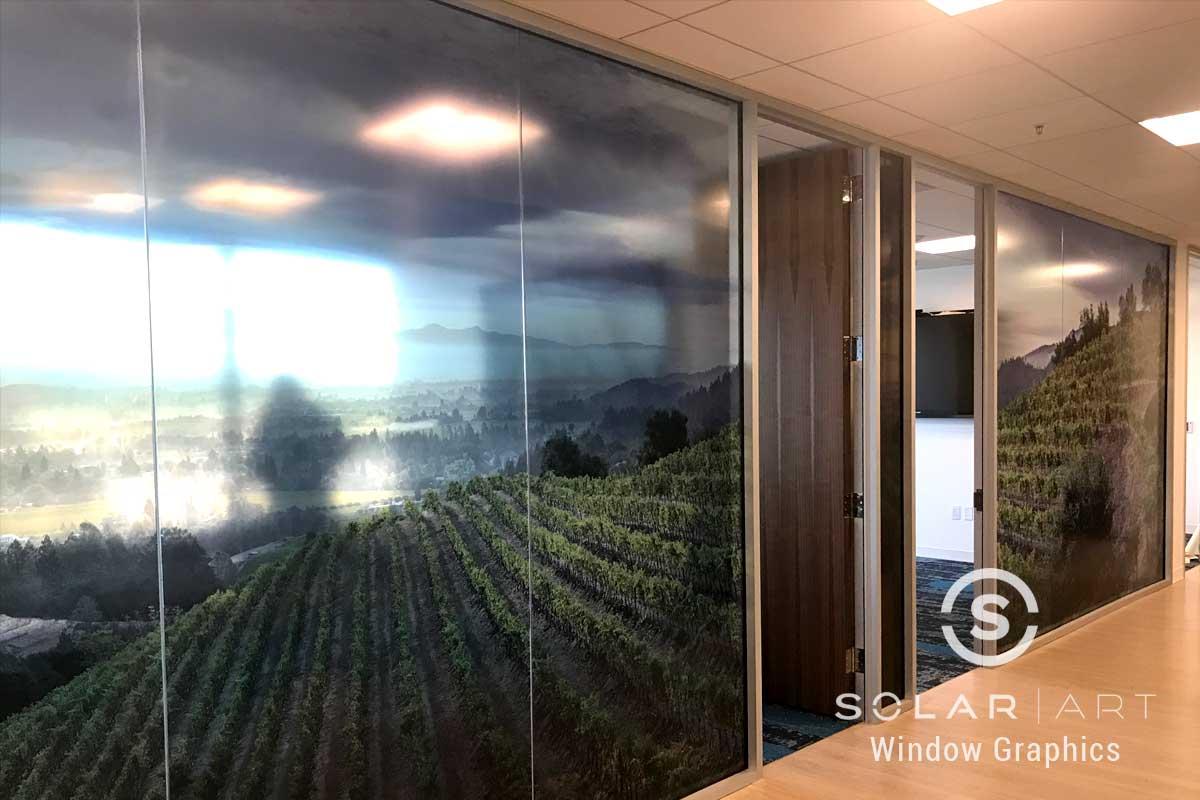 office window graphics san jose ca