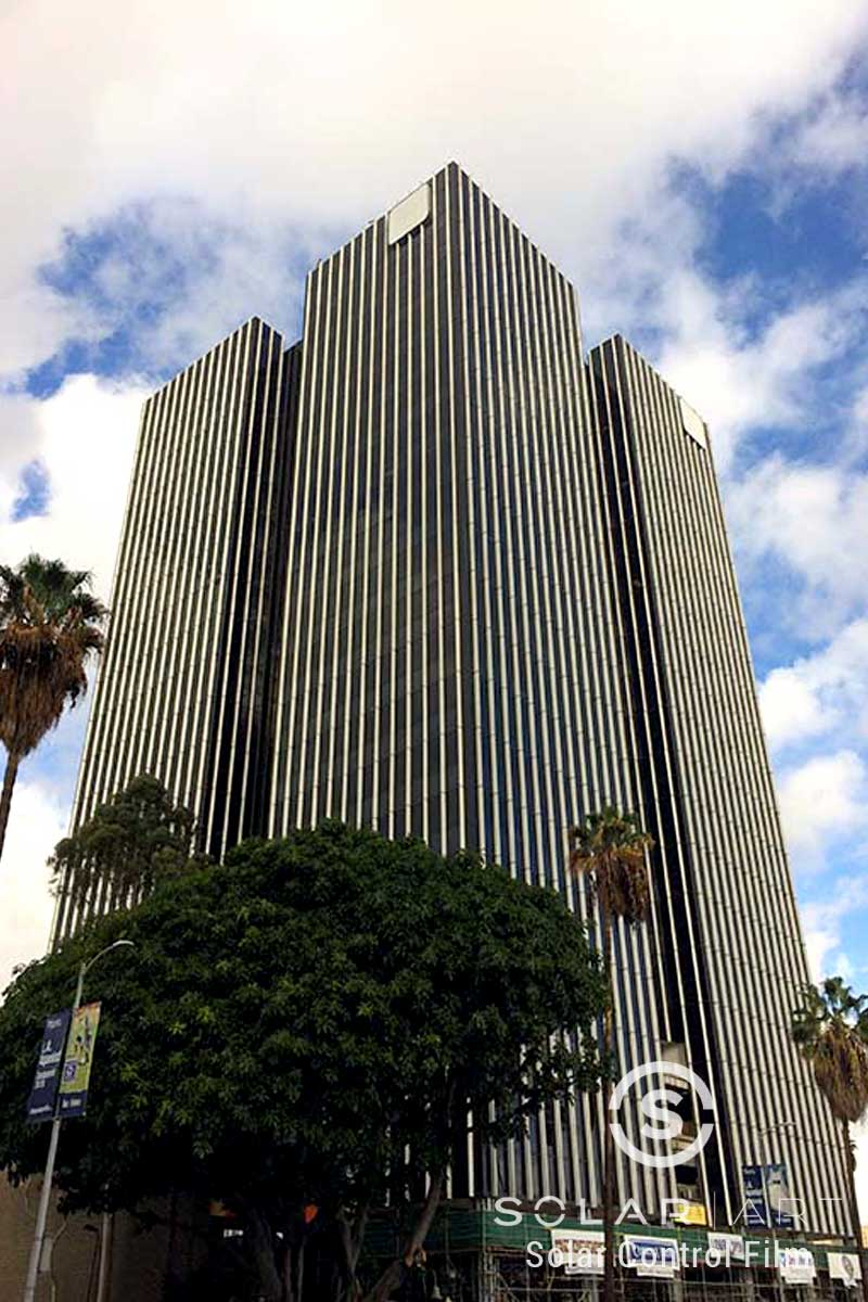 office window tinting in los angeles ca