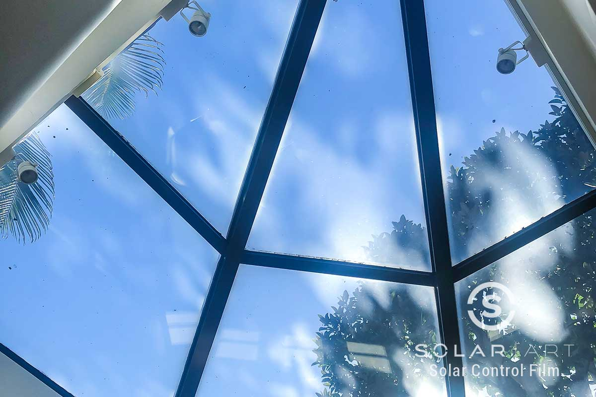skylight tint santa monica california
