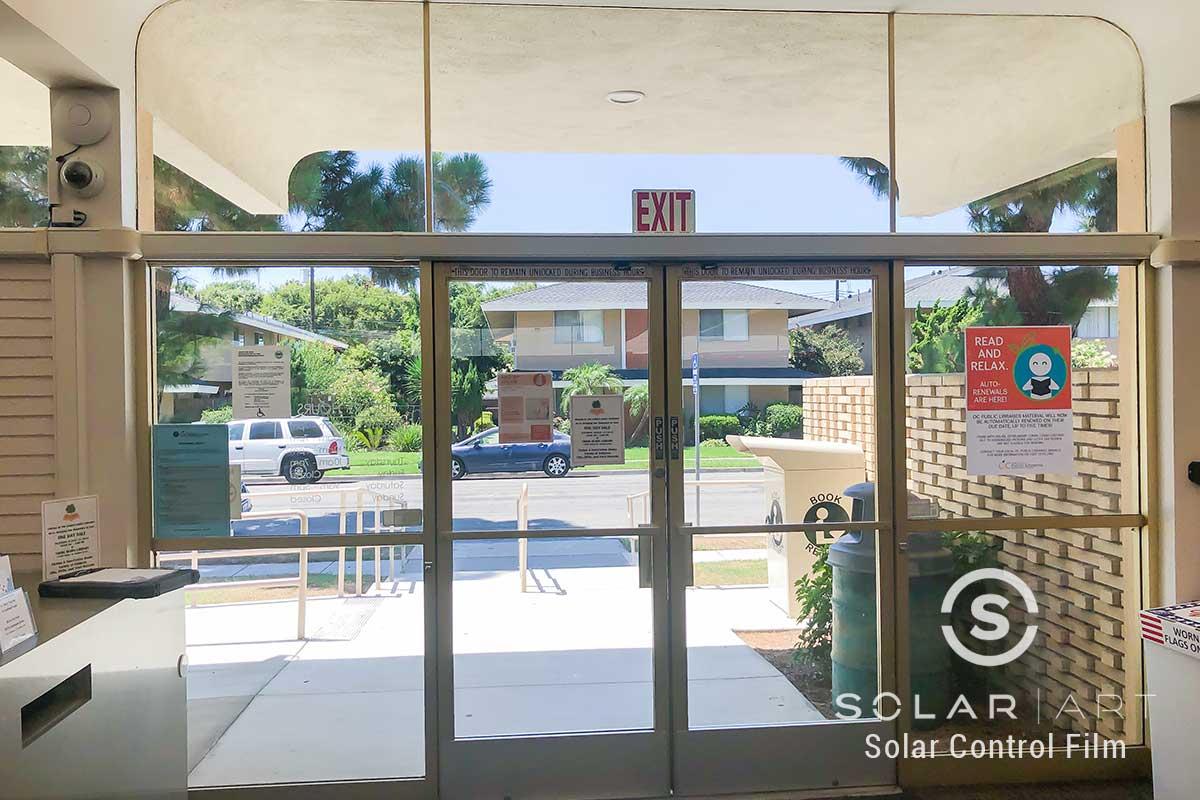 solar film for businesses garden grove california