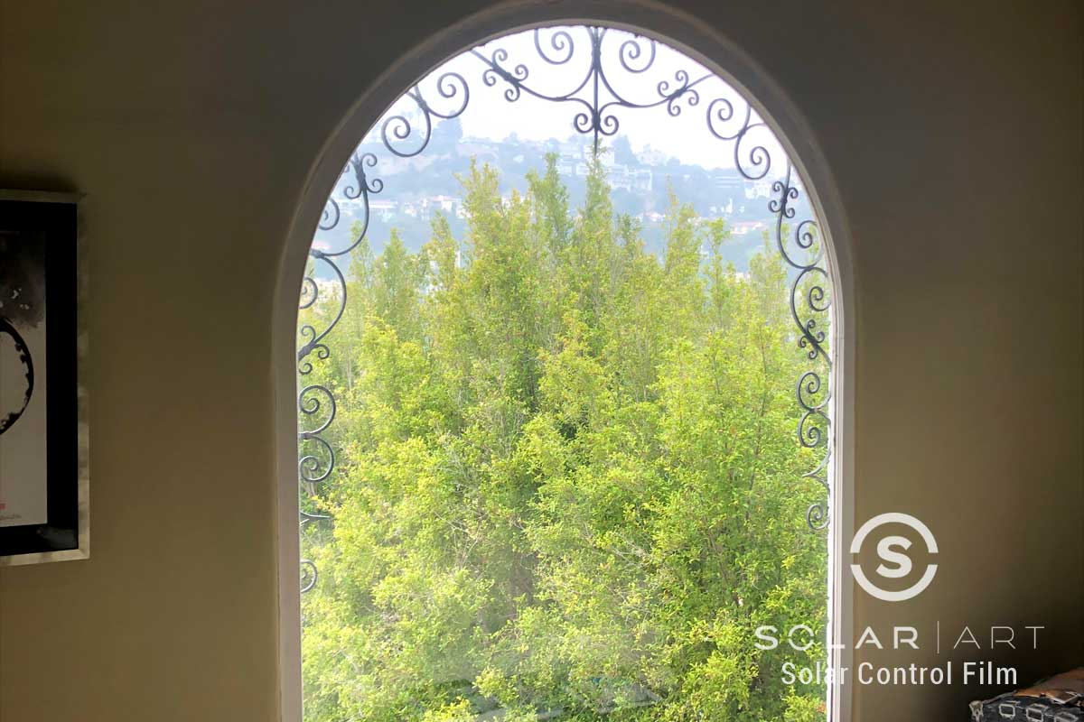 uv protection window film for homes in los angeles california