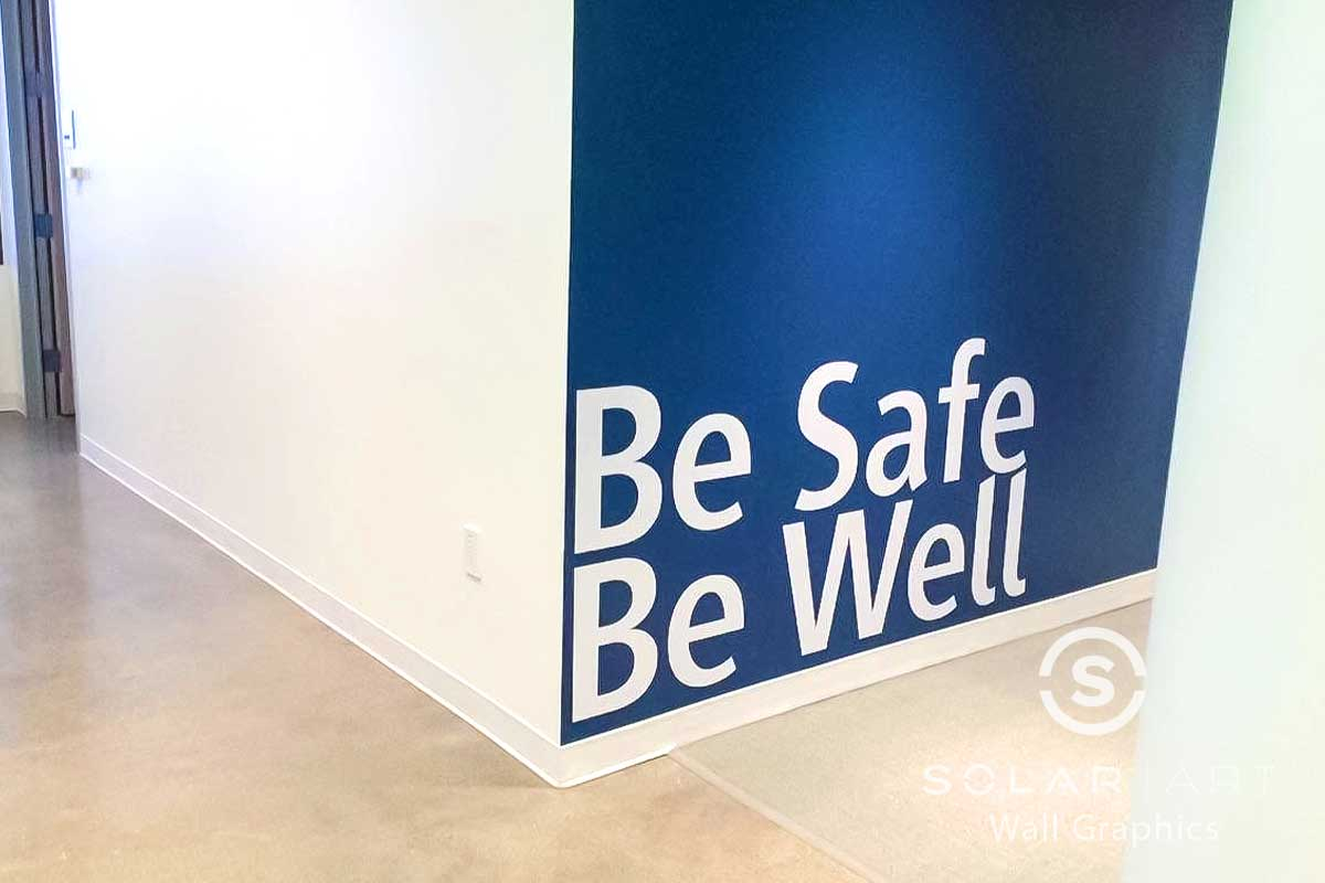wall graphics for businesses san francisco california