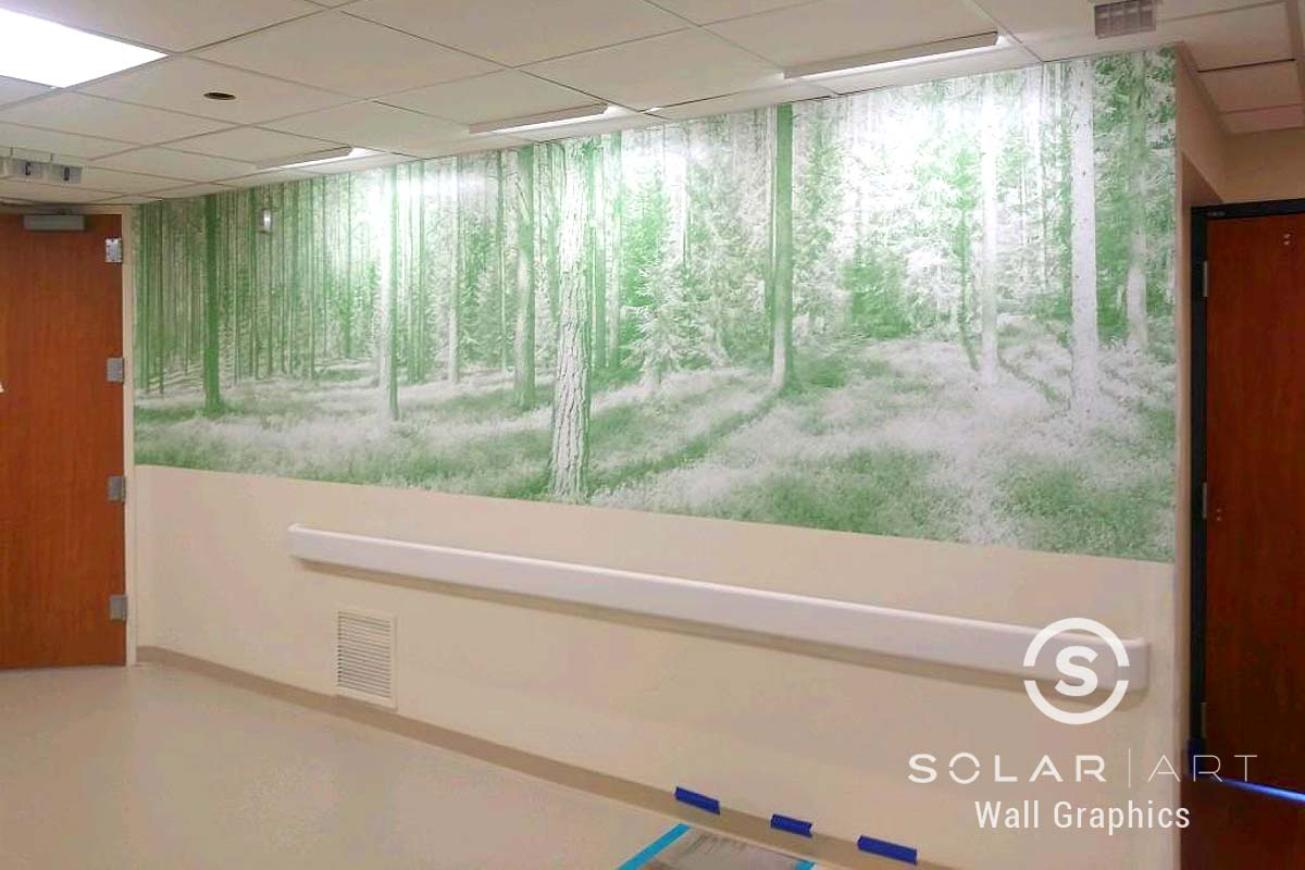 wall graphics in tacoma washington