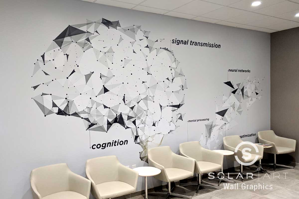 wall murals for doctor office in los angeles