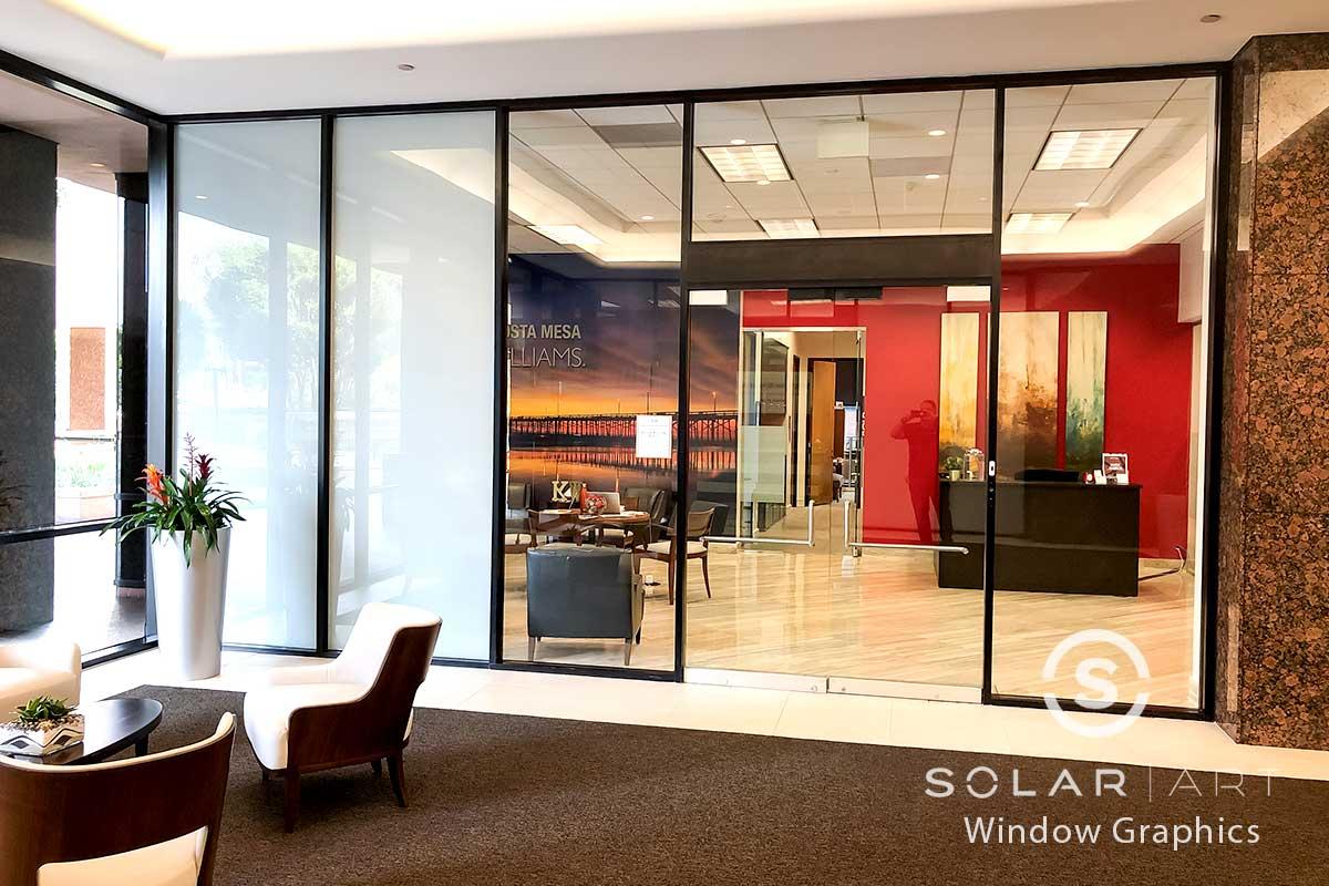 window graphics for businesses costa mesa california