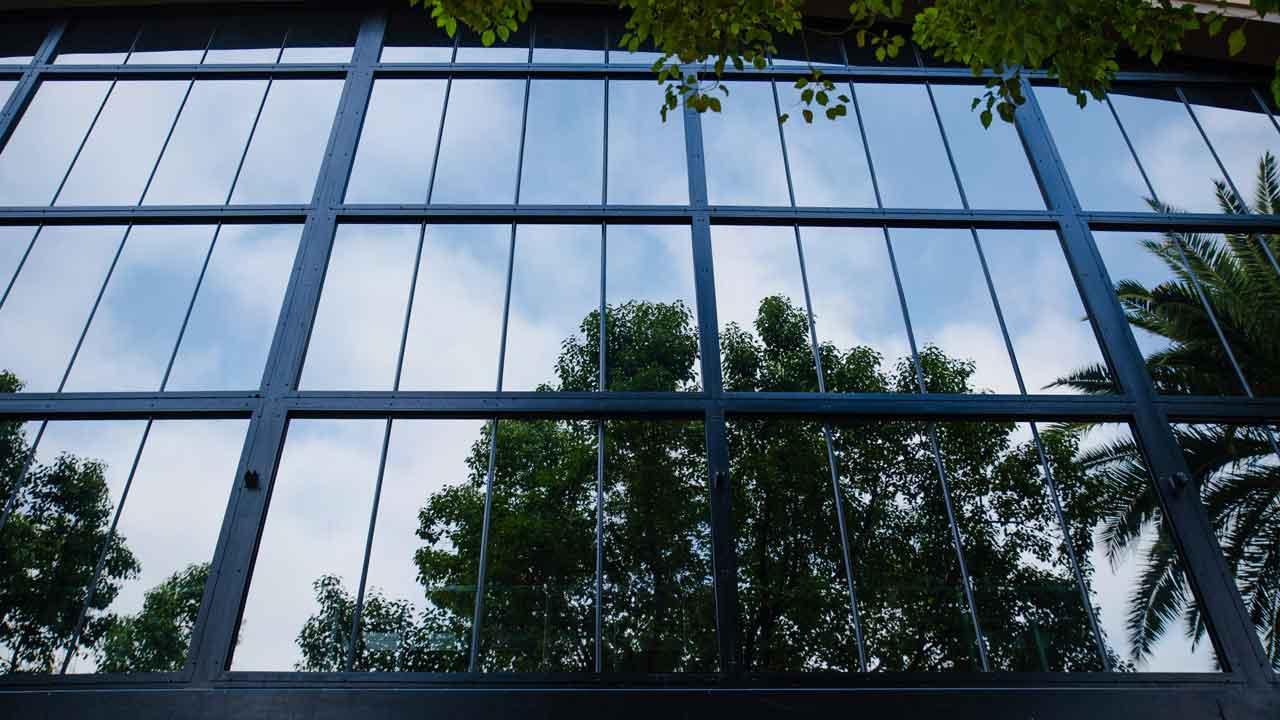heat blocking window film