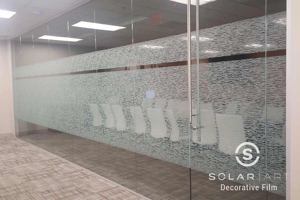 Solyx chicago decorative window films