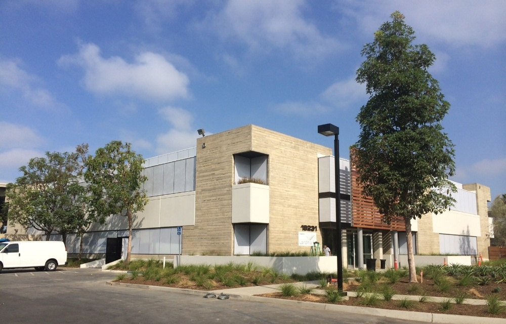 One Way Perforated Building Wrap, Irvine, CA