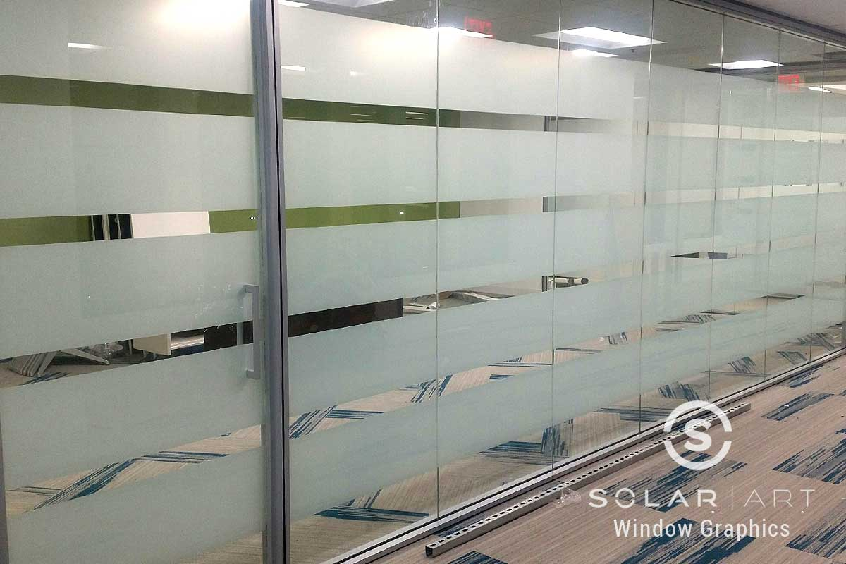 3m milano frosted window film