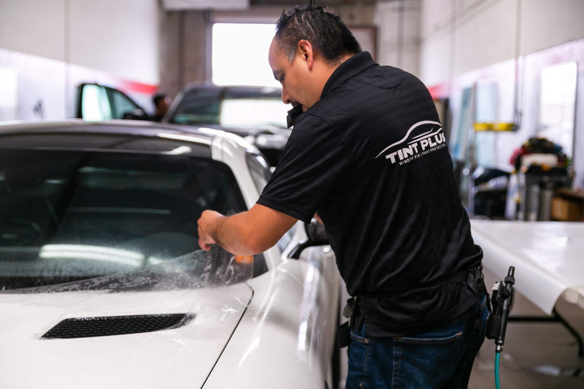 Window tinting for vehicles