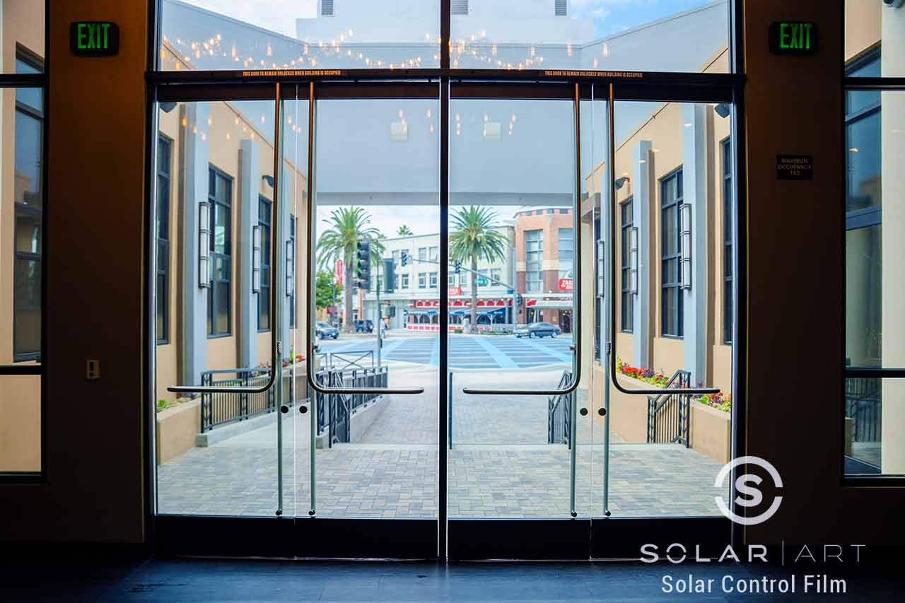 commercial window film Brea California