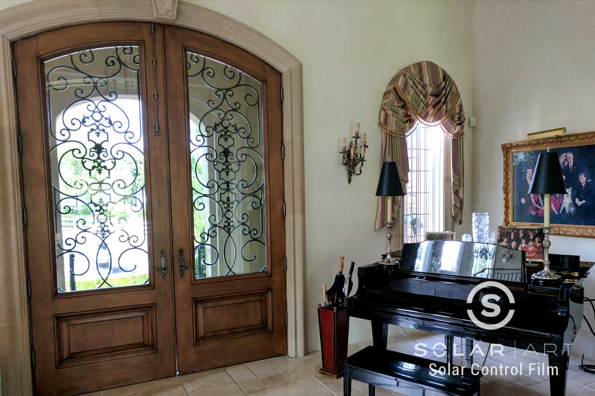 heat blocking window film for homes pasadena california