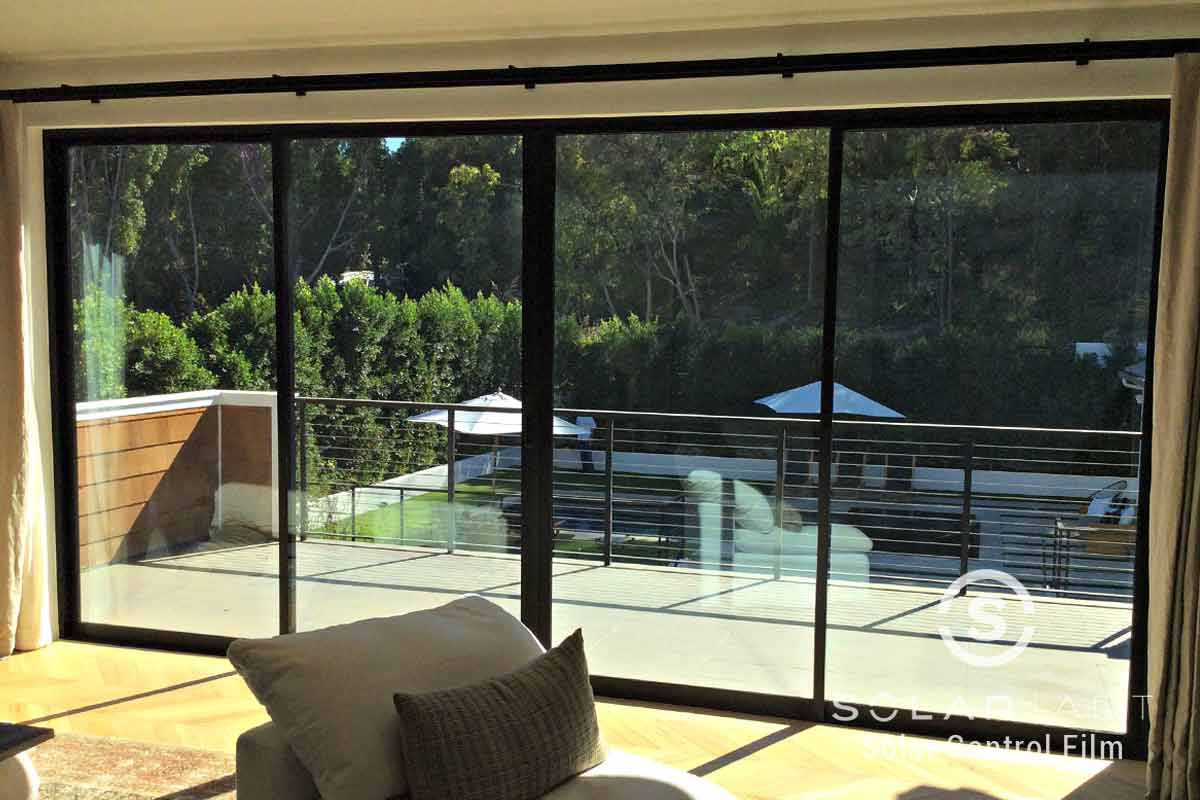 UV blocking window tint
