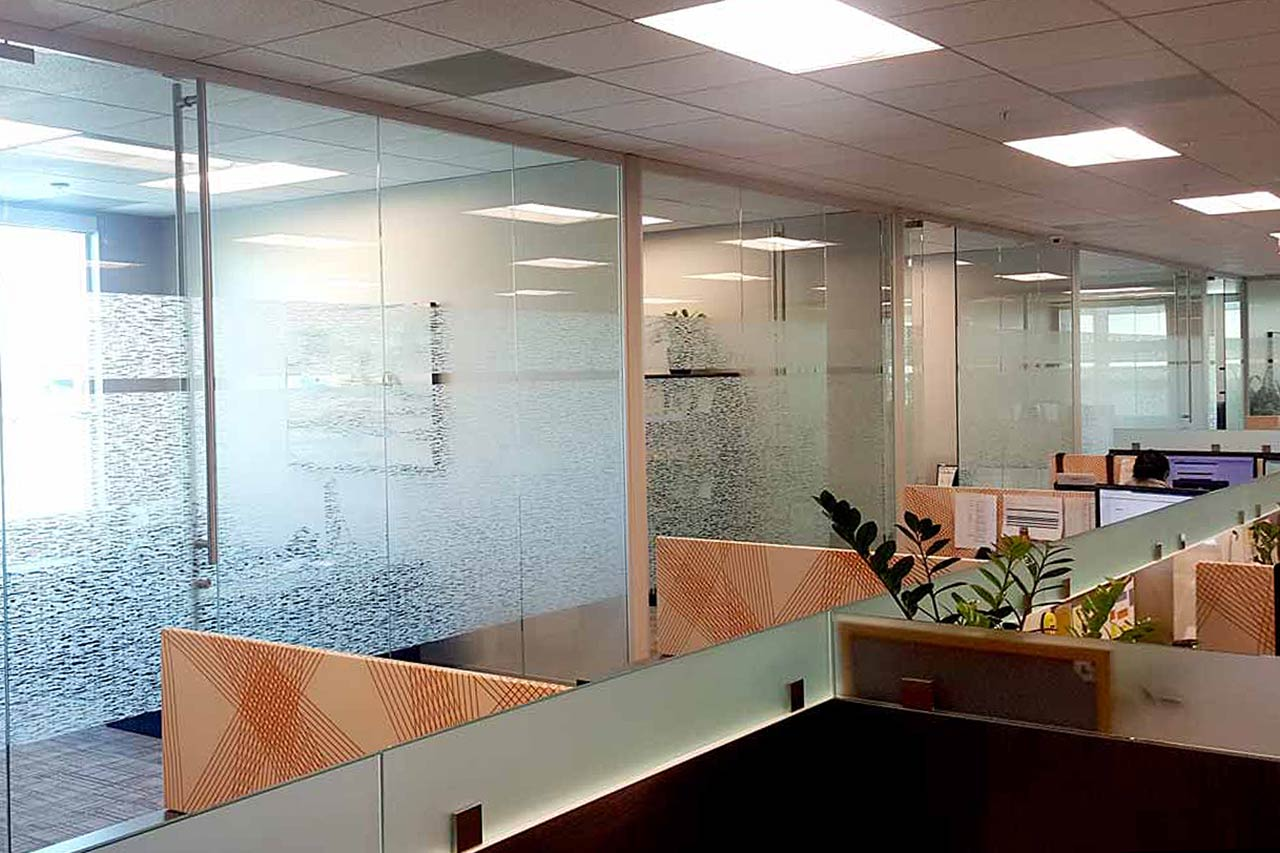 3m fasara decorative window film office orange county