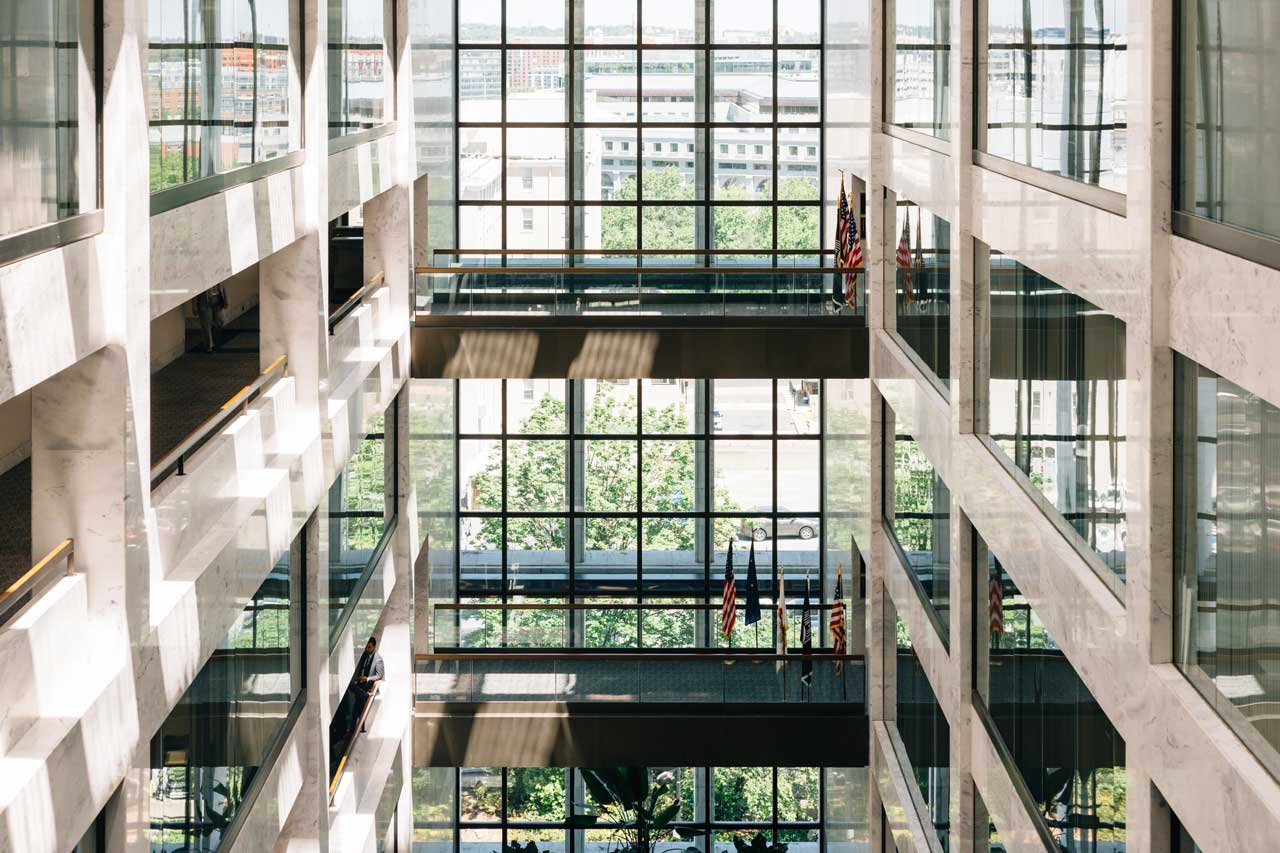 3M Window film for commercial buildings in Seattle