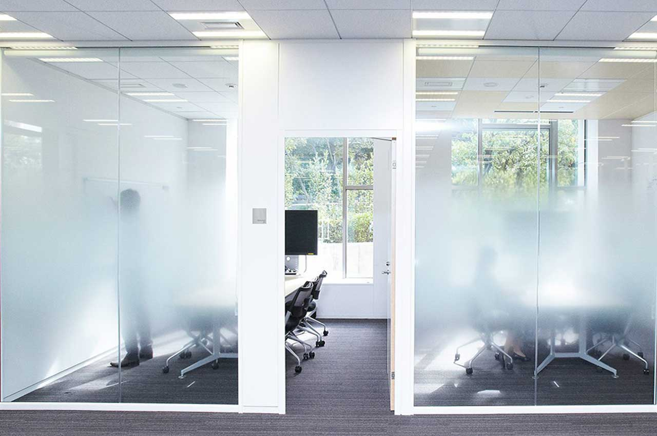 Seattle 3m fasara decorative window film