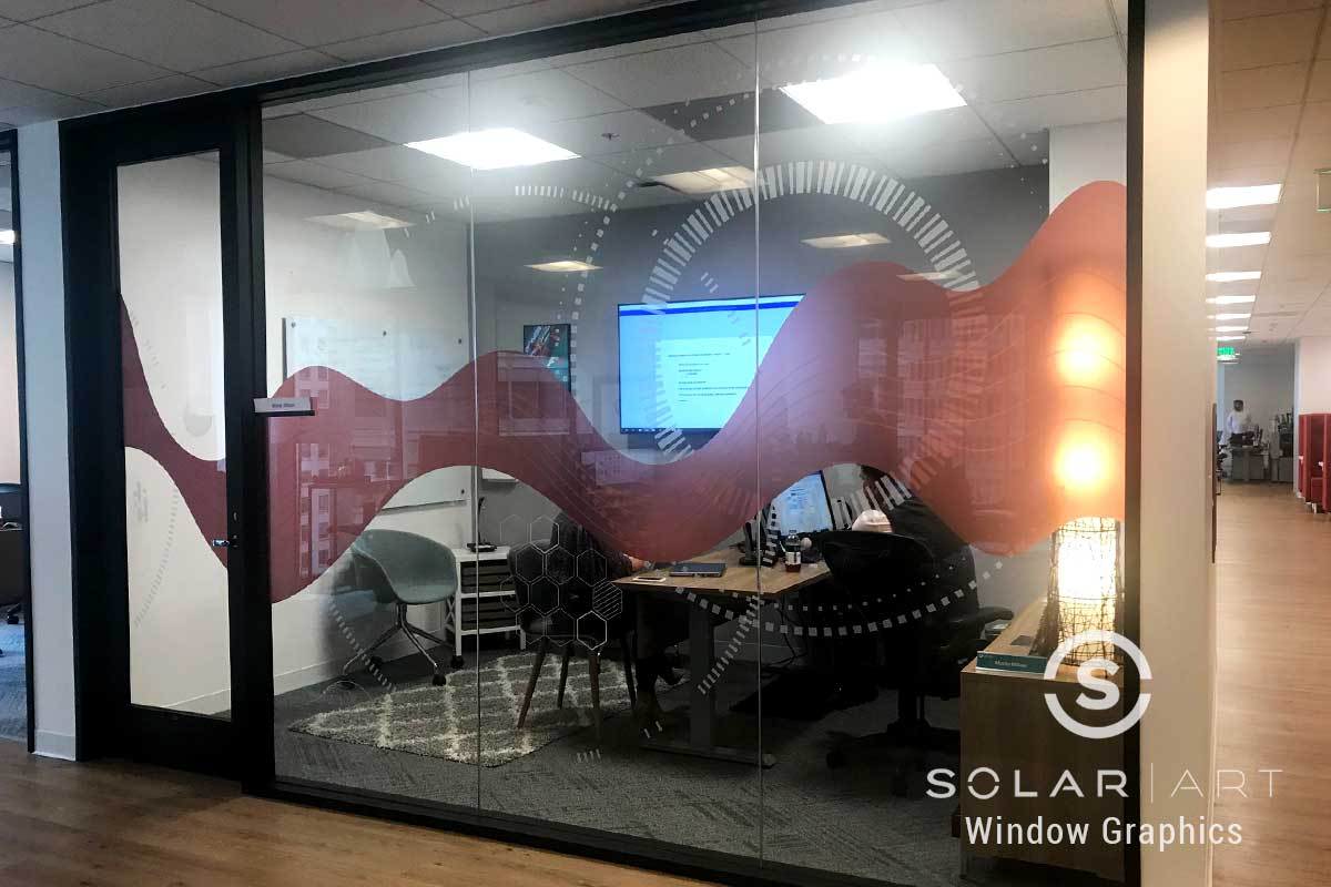 window graphics for office in san francisco ca