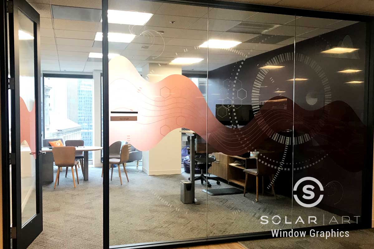 window graphics for offices in san francisco ca