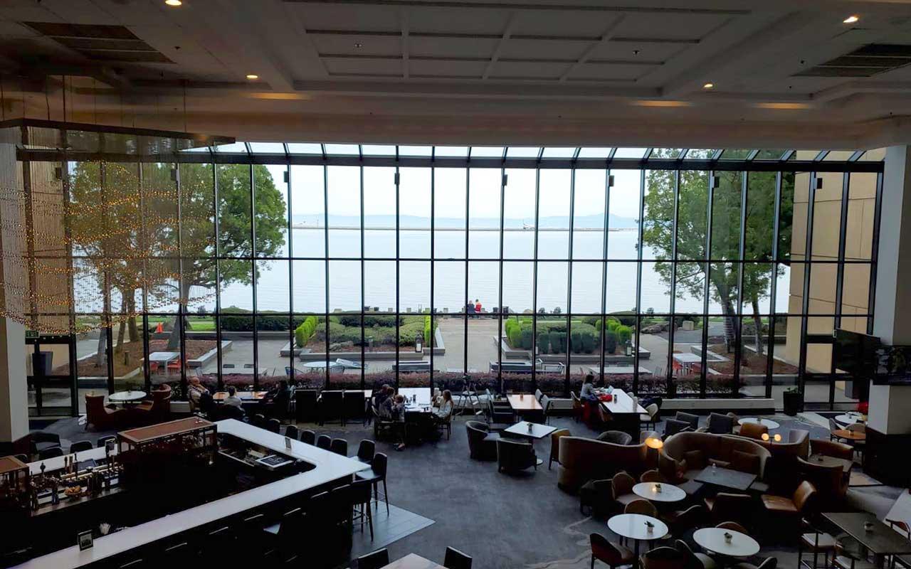 heat blocking window film for hotels