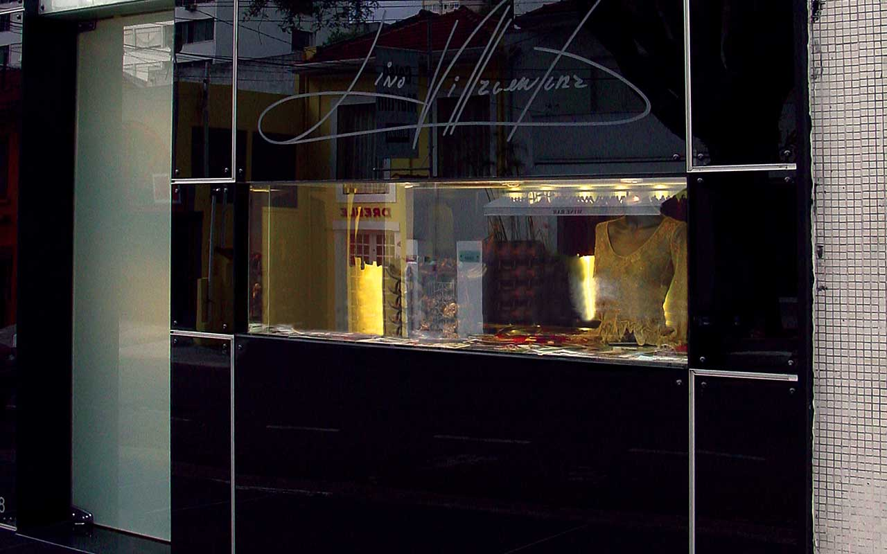 blackout window film for jewelry stores