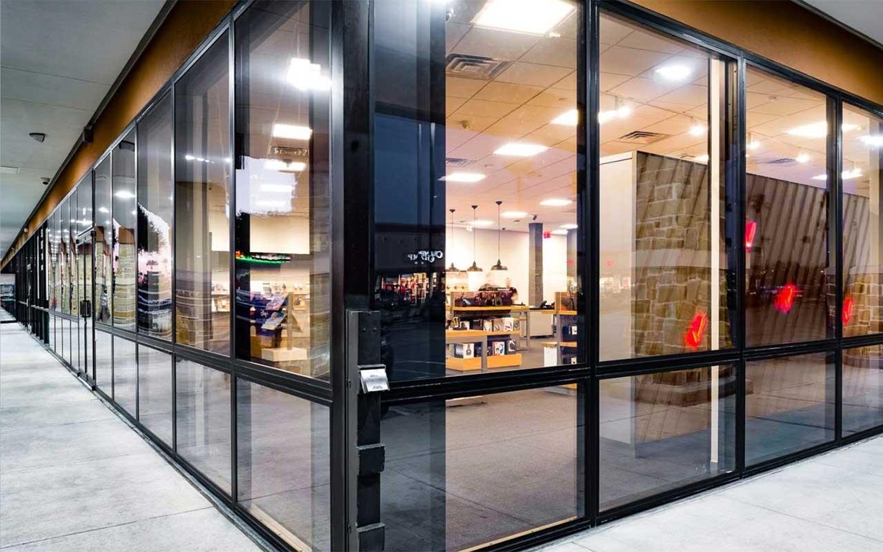 defenselite security for storefront windows