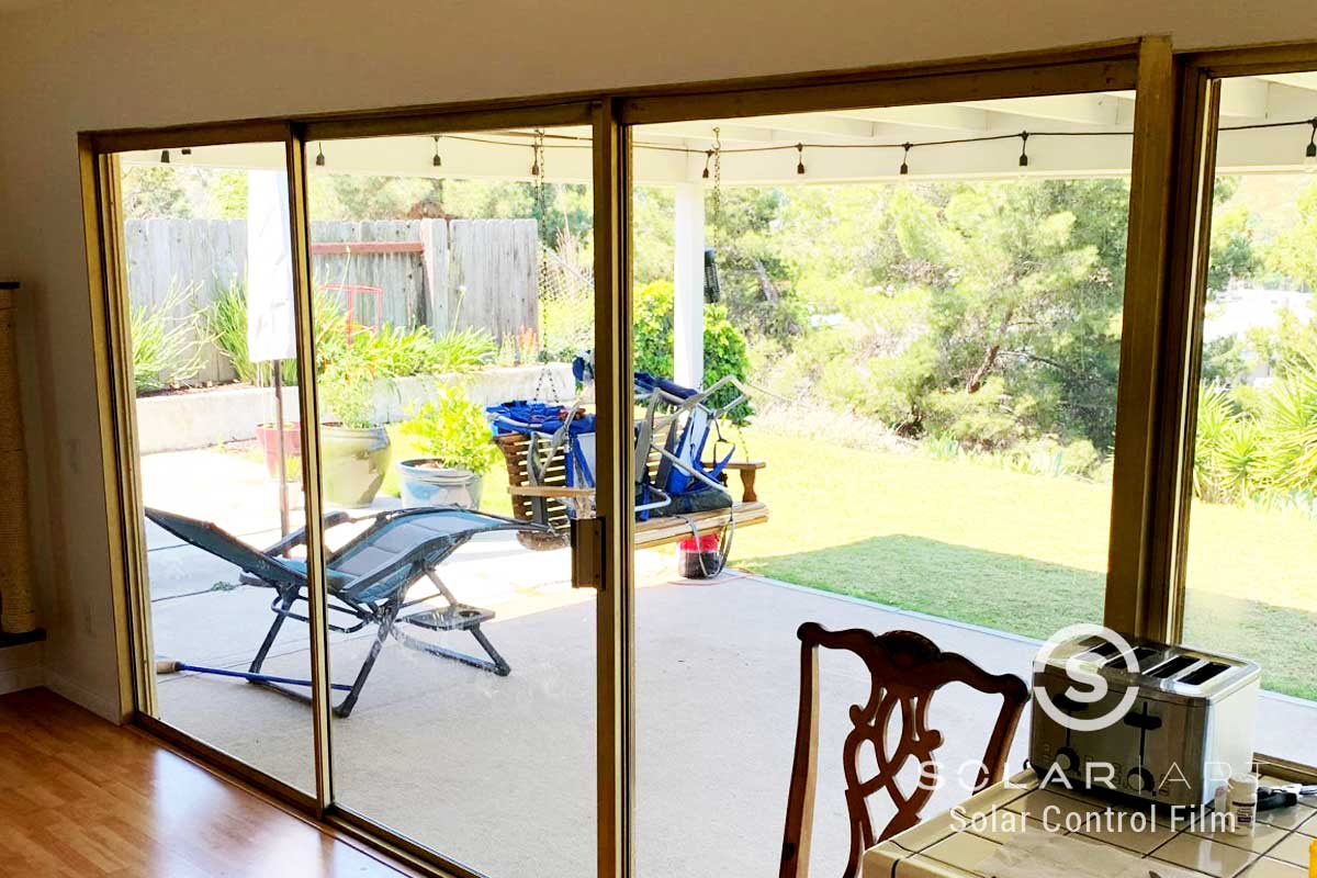 energy efficient window film for home windows