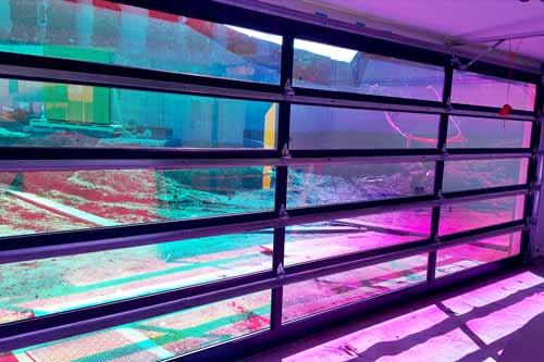 3m dichroic decorative window film