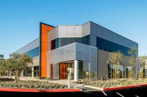brushed aluminum vinyl for buildings