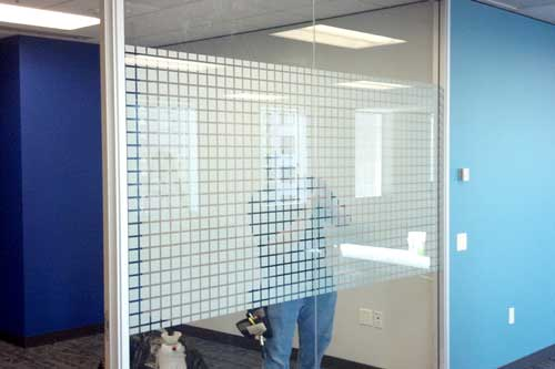 decorative window film seattle