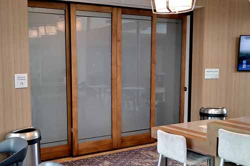 frosted window film for glass