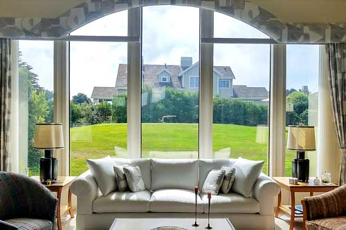 heat blocking window film for homes