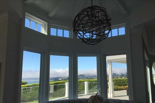 heat blocking window film for homes in california