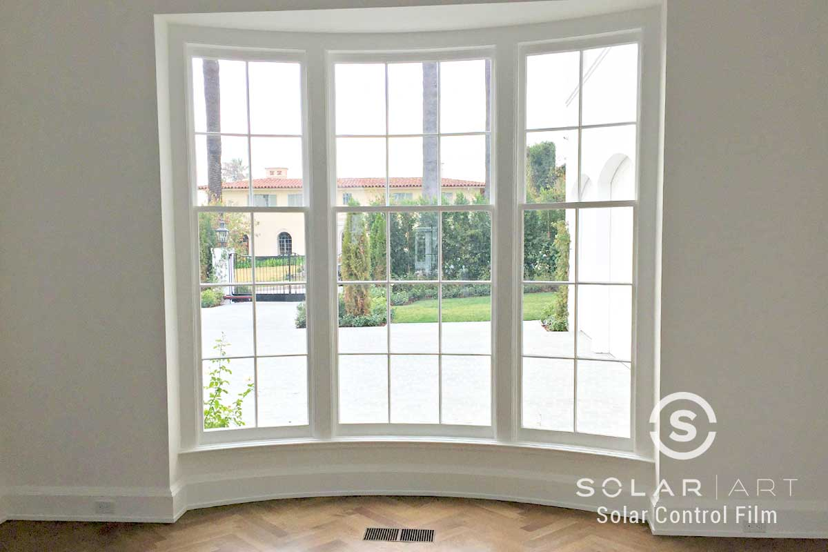 safety film for dining room windows
