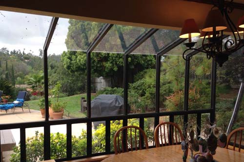 Home window tinting in San Diego California