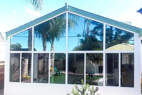 reflective window film for homes