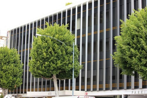 Window vinyl Beverly Hills