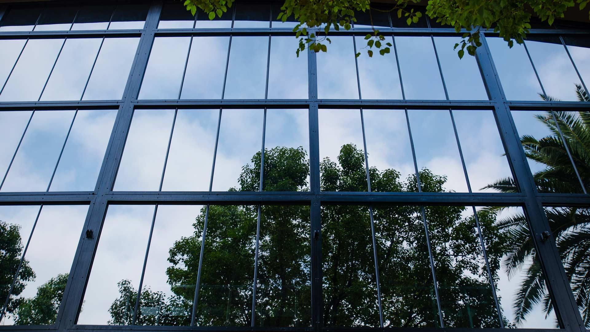 Commercial Solar Control Window Film - Exterior Neutral