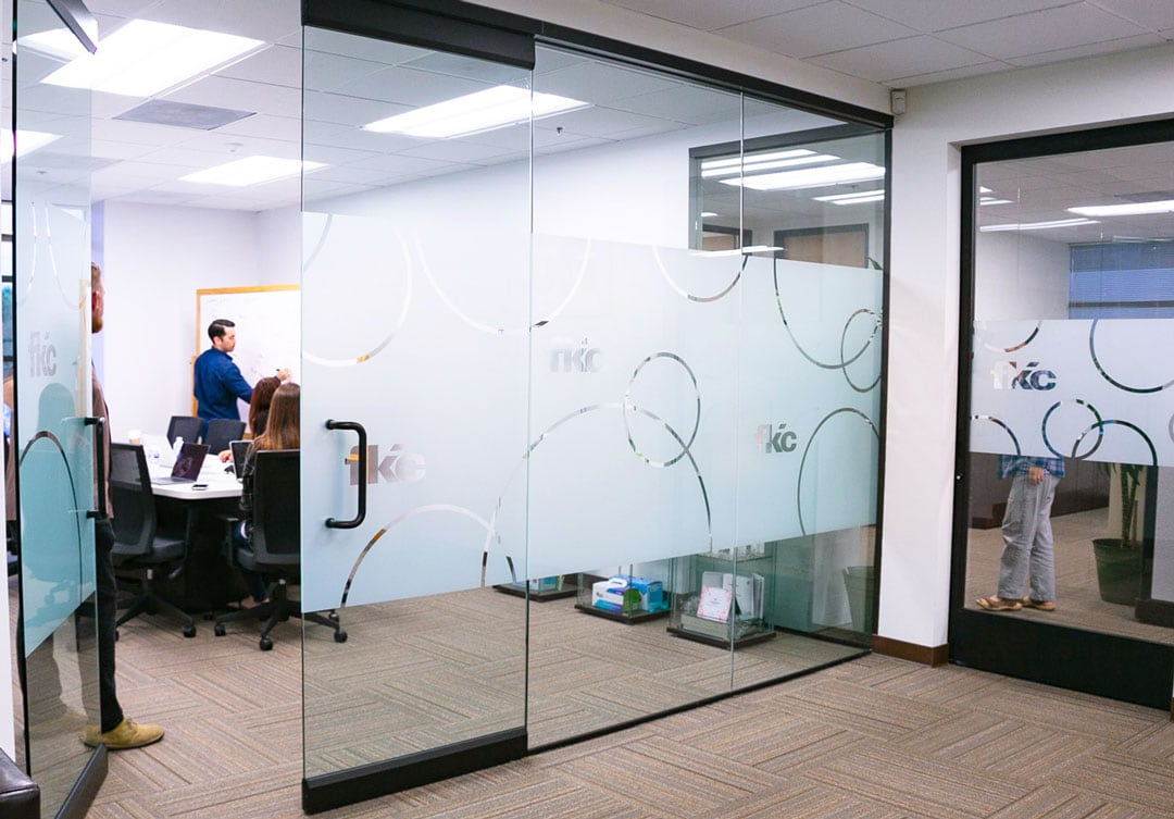 the best decorative window film for offices