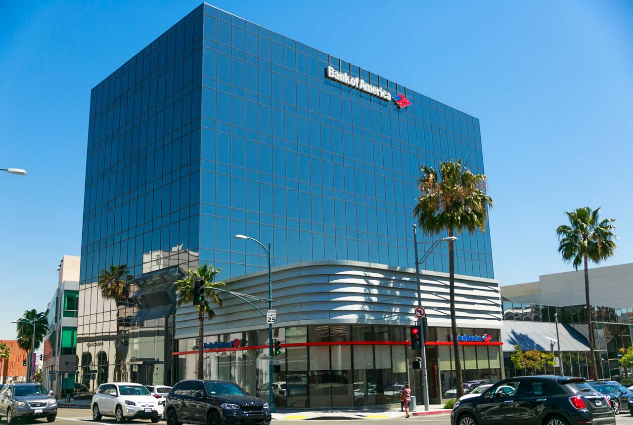 Solar Film For Corporate Building