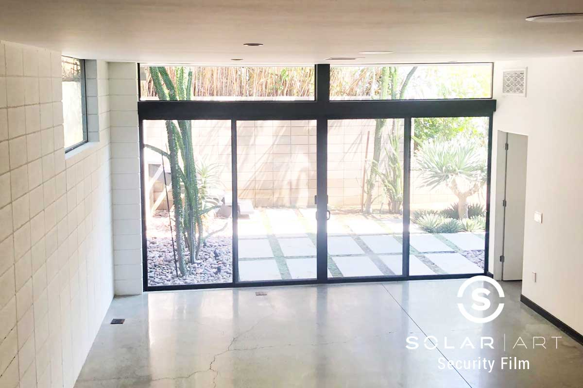 shatter proof window film for homes
