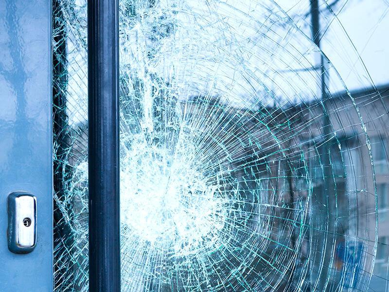 how shatterproof window film works